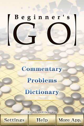 Screenshot How to play Go &quot;Beginner&#39;s Go&quot;